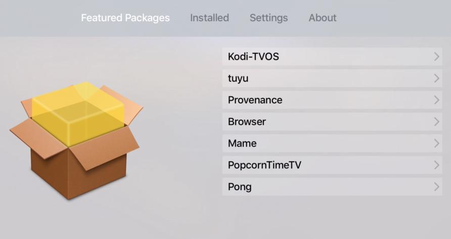 Jailbreak Apple TV 4 | Sideload Apple TV
